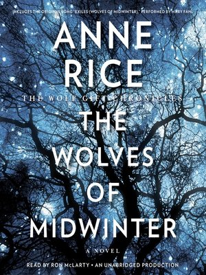 Click this cover for a(n) Audiobook sample of The Wolves of Midwinter