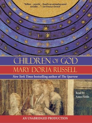 Click this cover for a(n) Audiobook sample of Children of God