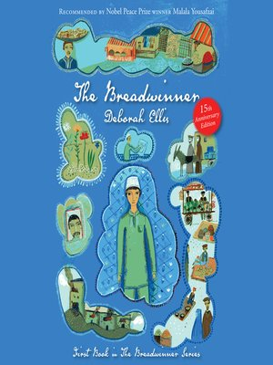 Click this cover for a(n) Audiobook sample of The Breadwinner