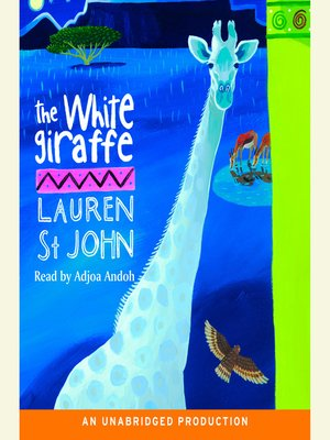 Click this cover for a(n) Audiobook sample of The White Giraffe