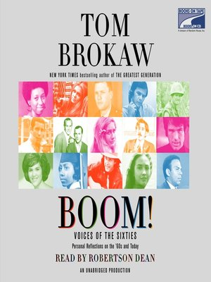 Click this cover for a(n) Audiobook sample of Boom!