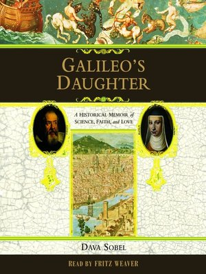 Click this cover for a(n) Audiobook sample of Galileo's Daughter.