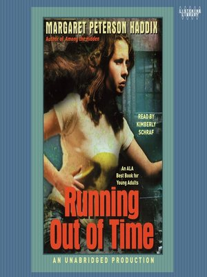 Click this cover for a(n) Audiobook sample of Running Out of Time