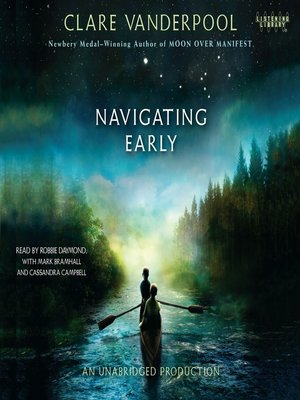Click this cover for a(n) Audiobook sample of Navigating Early.