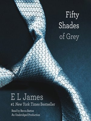 Click this cover for a(n) Audiobook sample of Fifty Shades of Grey