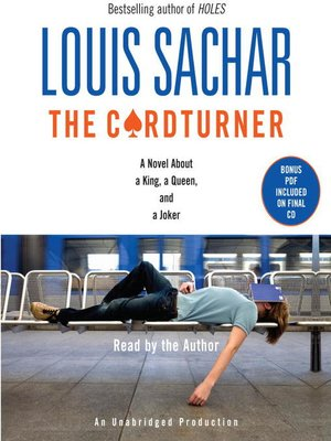 Cover of The Cardturner