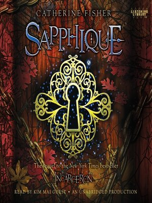 Click this cover for a(n) Audiobook sample of Sapphique.
