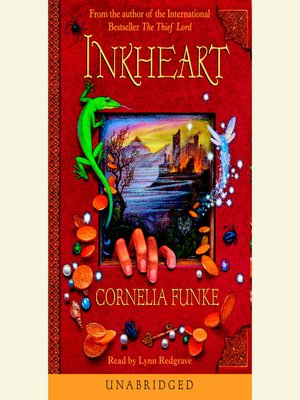 Click this cover for a(n) Audiobook sample of Inkheart.