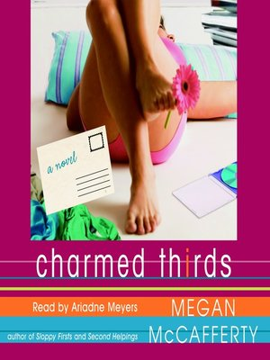 Click this cover for a(n) Audiobook sample of Charmed Thirds