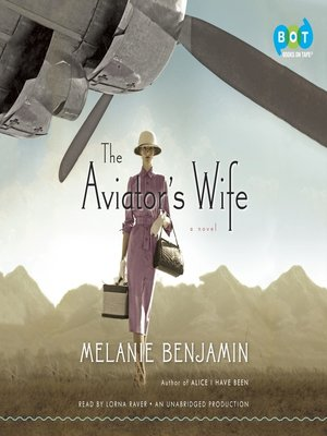 Click this cover for a(n) Audiobook sample of The Aviator's Wife.