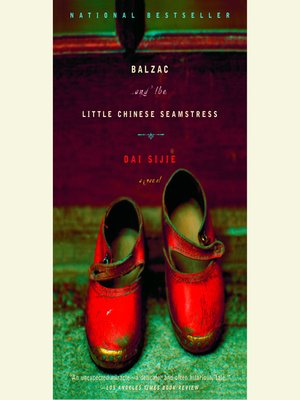 Click this cover for a(n) Audiobook sample of Balzac and the Little Chinese Seamstress