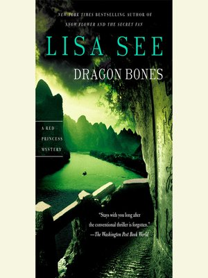 Click this cover for a(n) Audiobook sample of Dragon Bones