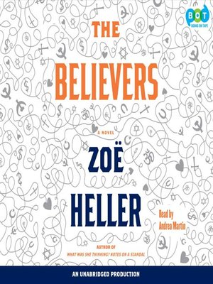 Click this cover for a(n) Audiobook sample of The Believers.