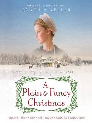 Click this cover for a(n) Audiobook sample of A Plain & Fancy Christmas
