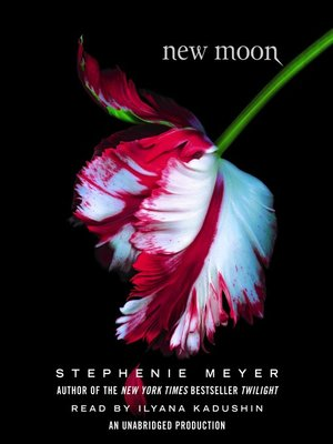 Click this cover for a(n) Audiobook sample of New Moon.