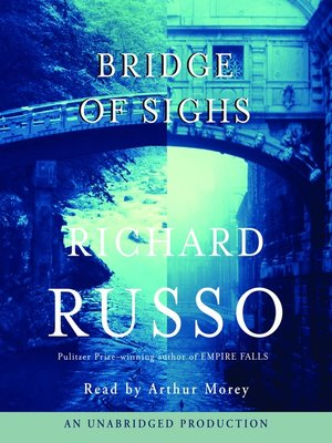 Cover of Bridge of Sighs
