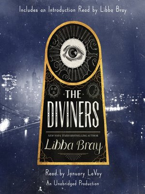 Click this cover for a(n) Audiobook sample of The Diviners