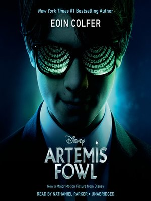 Click this cover for a(n) Audiobook sample of Artemis Fowl.