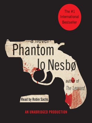 Click this cover for a(n) Audiobook sample of Phantom.