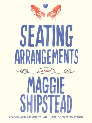 Click this cover for a(n) Audiobook sample of Seating Arrangements.