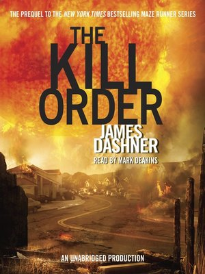 Click this cover for a(n) Audiobook sample of The Kill Order.