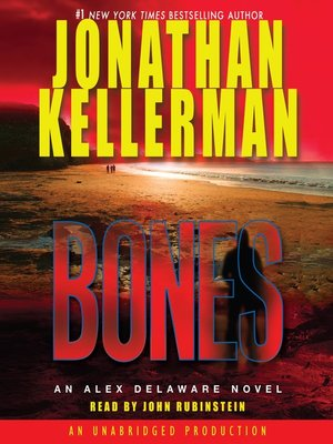 Click this cover for a(n) Audiobook sample of Bones.