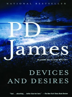 Click this cover for a(n) Audiobook sample of Devices and Desires.
