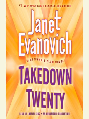 Click this cover for a(n) Audiobook sample of Takedown Twenty.