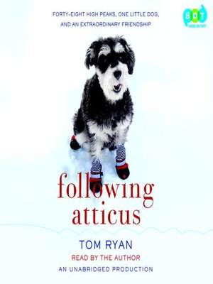 Click this cover for a(n) Audiobook sample of Following Atticus.