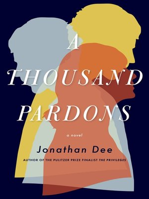 Click this cover for a(n) Audiobook sample of A Thousand Pardons.