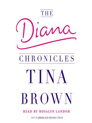 Click this cover for a(n) Audiobook sample of The Diana Chronicles