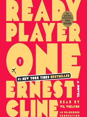 Click this cover for a(n) Audiobook sample of Ready Player One