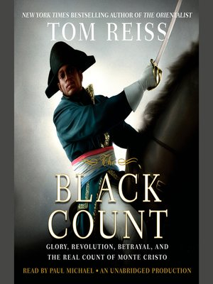 Click this cover for a(n) Audiobook sample of The Black Count.