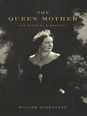 Click this cover for a(n) Audiobook sample of The Queen Mother.