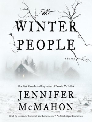 Click this cover for a(n) Audiobook sample of The Winter People