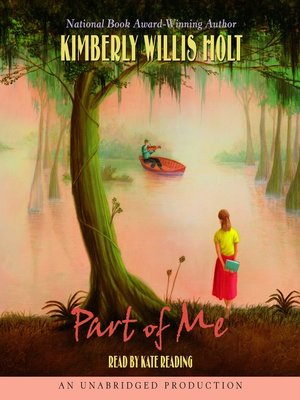 Click this cover for a(n) Audiobook sample of Part of Me