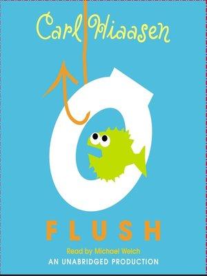 Click this cover for a(n) Audiobook sample of Flush.