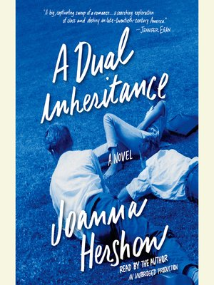 Click this cover for a(n) Audiobook sample of A Dual Inheritance.