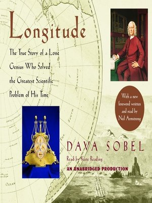 Click this cover for a(n) Audiobook sample of Longitude.