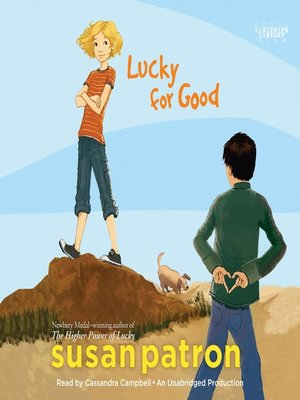 Click this cover for a(n) Audiobook sample of Lucky for Good.