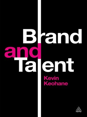 Click here to view eBook details for Brand and Talent by Kevin Keohane