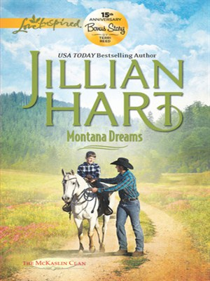 Click this cover for a(n) eBook sample of Montana Dreams.