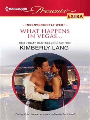 Click this cover for a(n) eBook sample of What Happens in Vegas....