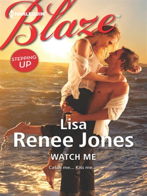 Click this cover for a(n) eBook sample of Watch Me.