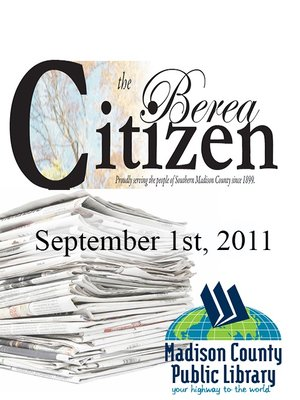 The Berea Citizen 2011 09/01