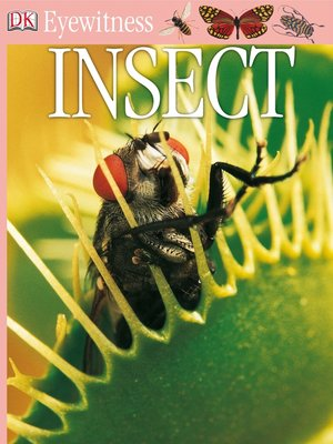 Click this cover for a(n) eBook sample of Insect.