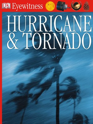 Click this cover for a(n) eBook sample of Hurricane and Tornado