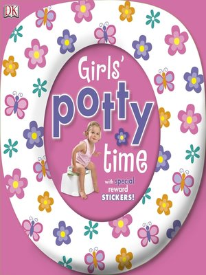 Click this cover for a(n) eBook sample of Girls' Potty Time