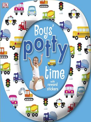 Click this cover for a(n) eBook sample of Boys' Potty Time