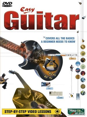 Cover of Easy Guitar